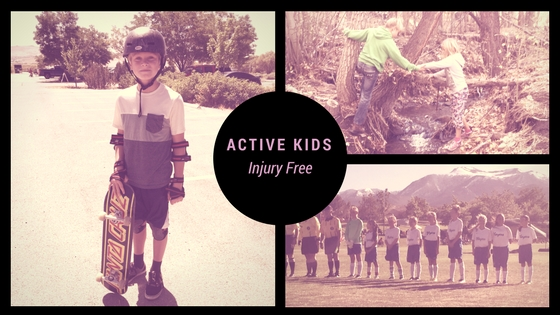 Header Active Kids